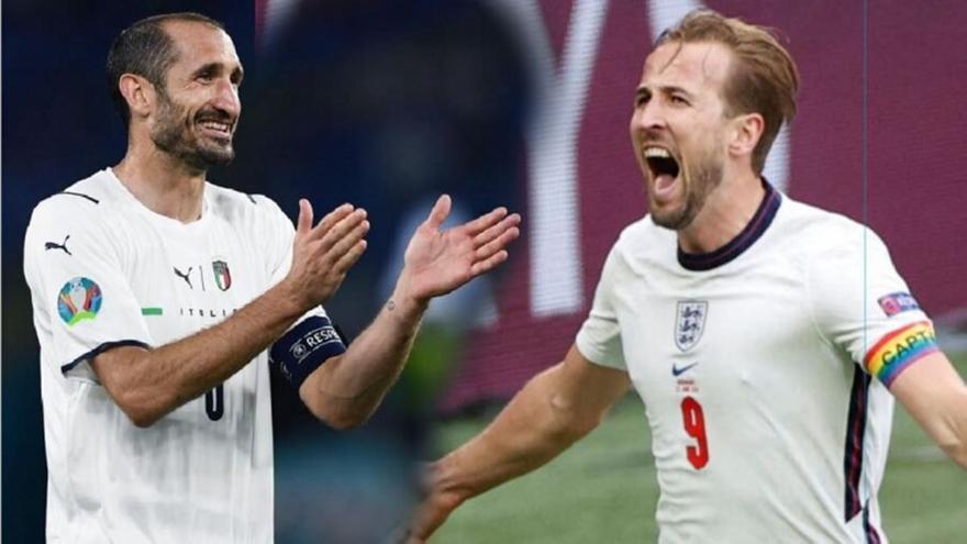 Οι 10 λόγοι που το Αγγλία-Ιταλία είναι ο δικαιότερος τελικός του Euro