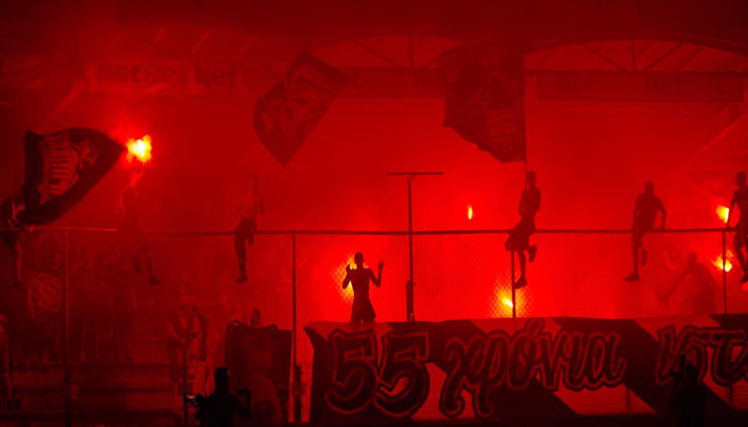 ΠΑΣ Γιάννινα: Γιορτή με pyroshow στους «Ζωσιμάδες»