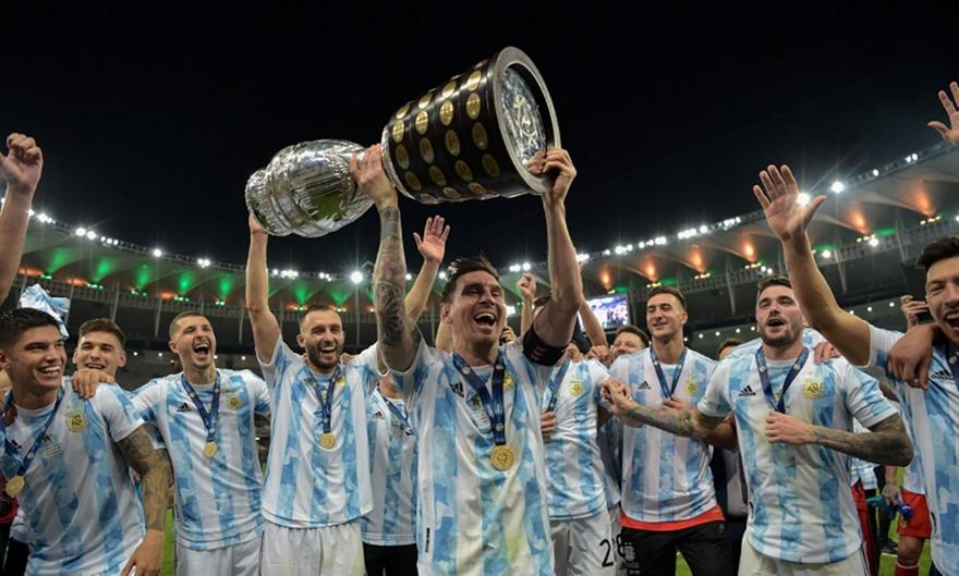 Αργεντινή-Βραζιλία: 1-0