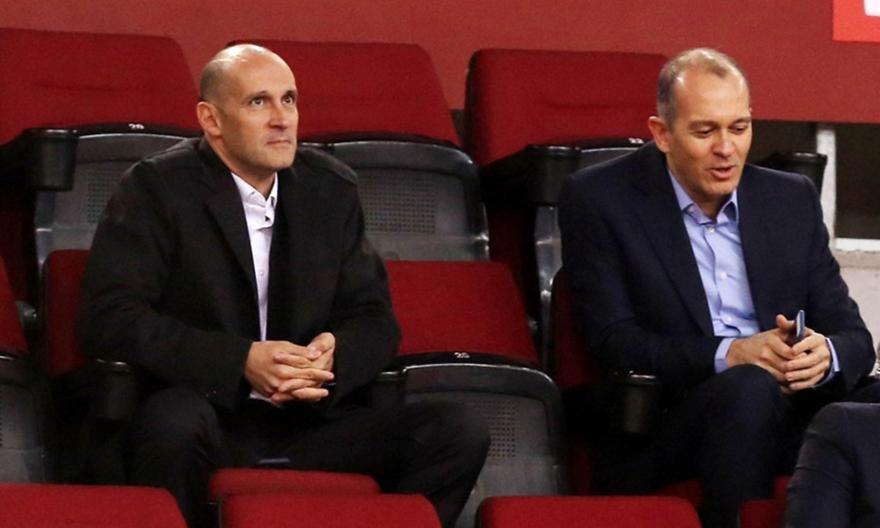 Ζέρβας: «Θα παίξει στην Basket League ο Ολυμπιακός»