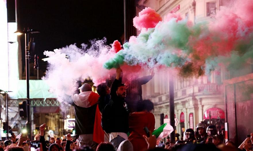Reuters: «Ένας νεκρός και δεκάδες τραυματίες στην Ιταλία»