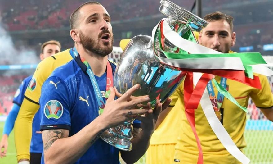Euro 2020: 5 Ιταλοί, 3 Άγγλοι και χωρίς Ρονάλντο η ενδεκάδα