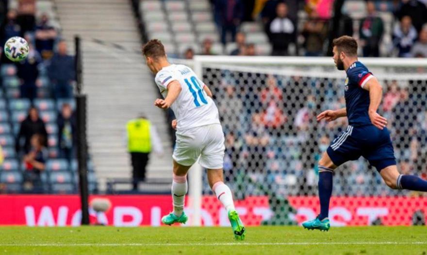 Euro 2020: Κορυφαίο το γκολ του Σικ