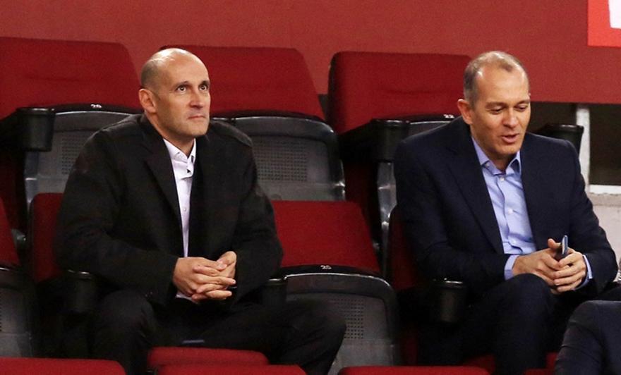 Κατατέθηκε ο φάκελος συμμετοχής του Ολυμπιακού στην stoiximan Basket League