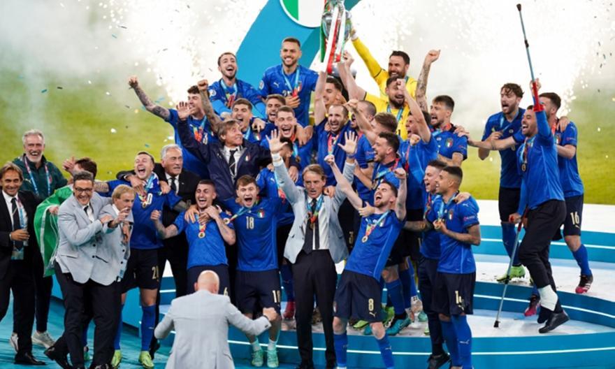 Euro 2020: Η πορεία της πρωταθλήτριας Ιταλίας