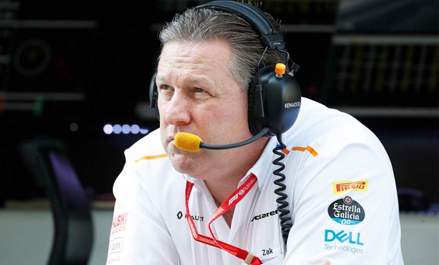 McLaren: Θετικός στον κορωνοϊό ο Ζακ Μπράουν!