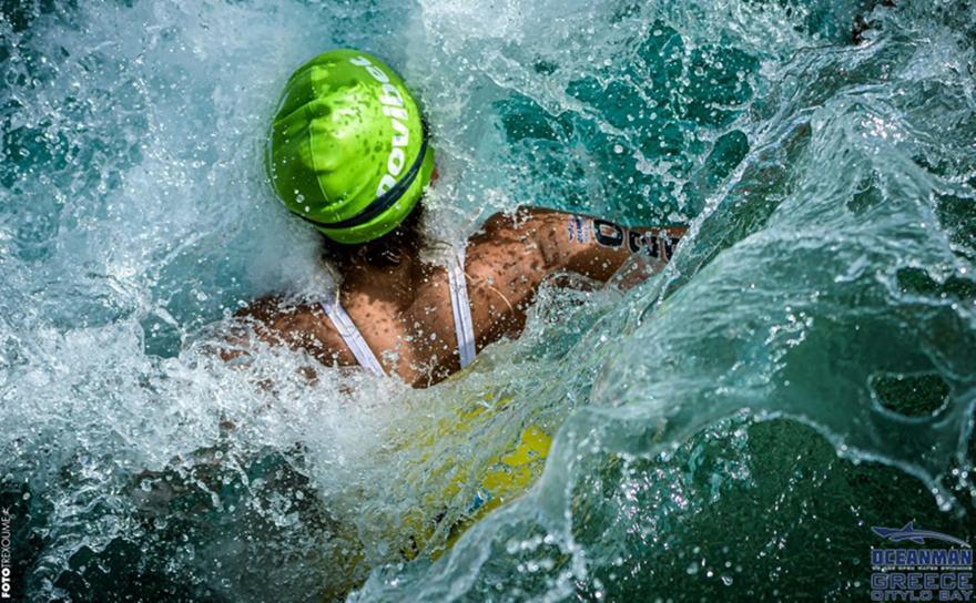 Novibet – Χρυσός Χορηγός του φετινού Oceanman Greece