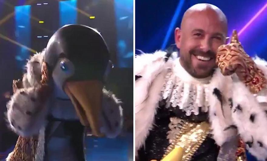 Πέπε Ρέινα: Τραγούδησε ως πιγκουίνος σε show