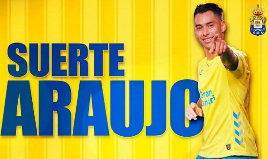 Λας Πάλμας: Ανακοίνωσε το ποσό του deal με ΑΕΚ για Αραούχο