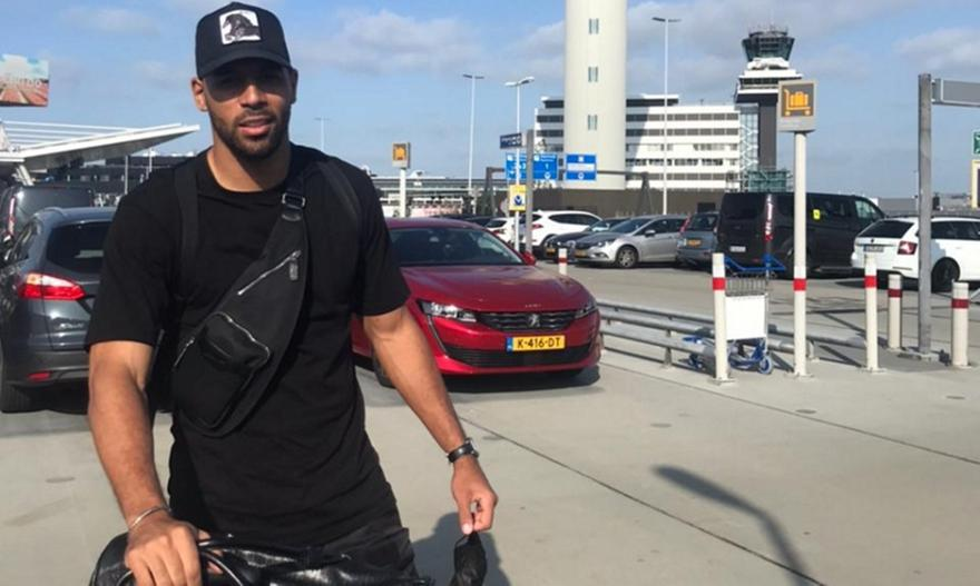 Έφτασε στην Ολλανδία για τον ΟΦΗ ο Επασί