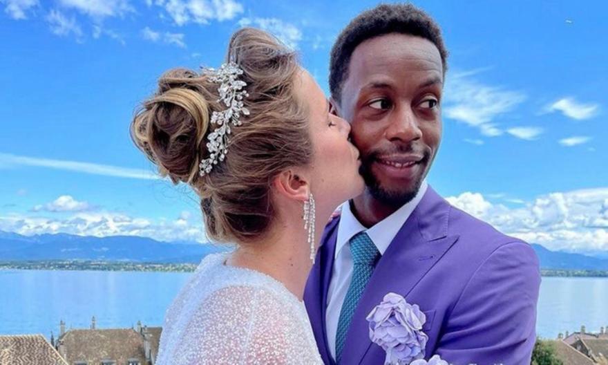 Παντρεύτηκαν Σβιτολίνα και Μονφίς