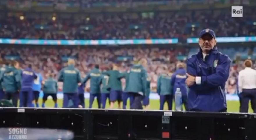 Τρομερός Βιάλι, δεν κοίταζε στο τελευταίο πέναλτι του τελικού του Euro!
