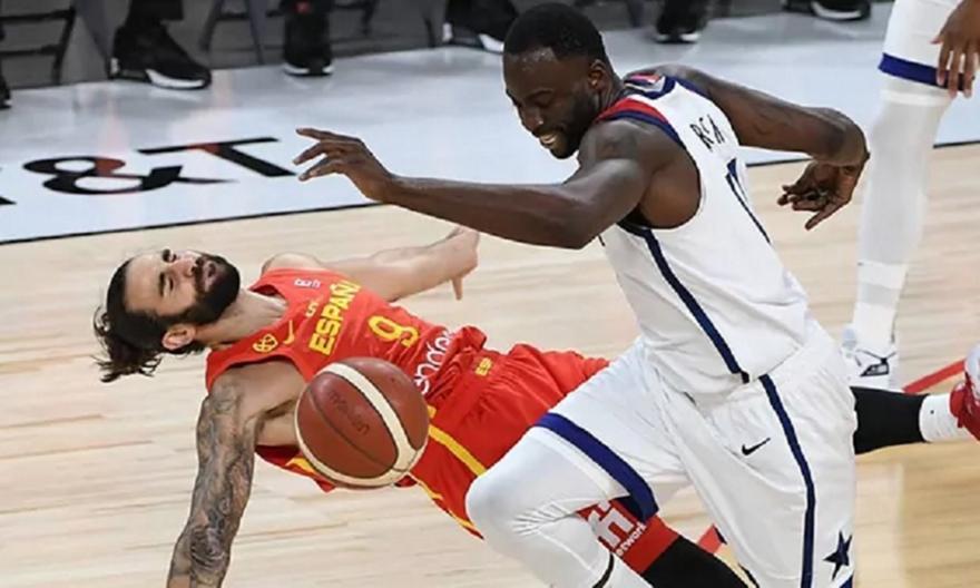 ΗΠΑ-Ισπανία 83-76