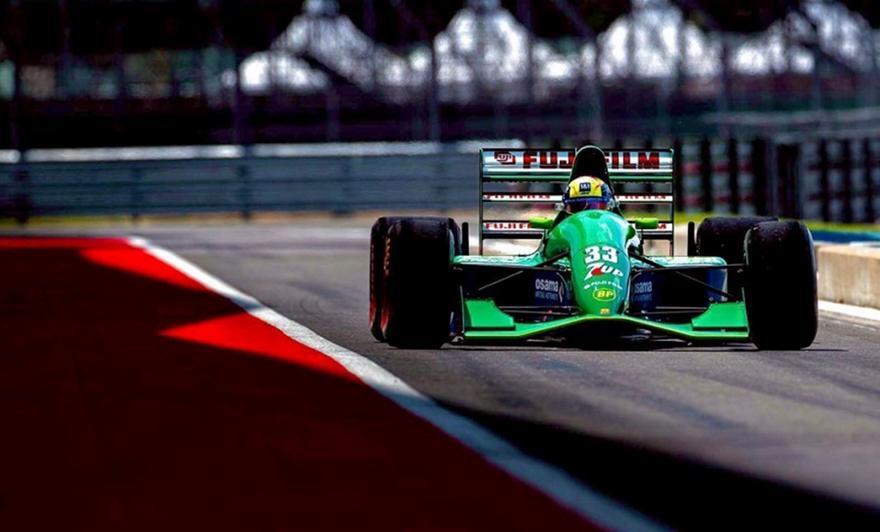 Μικ Σουμάχερ: Δοκίμασε την Benetton του πατέρα του