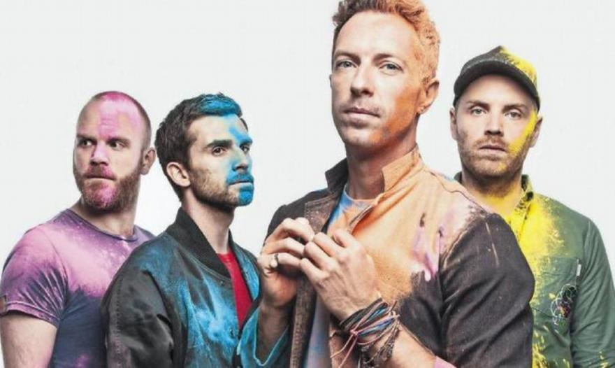 Coldplay: Έβαλαν emojis για τίτλους σε νέα τους τραγούδια!