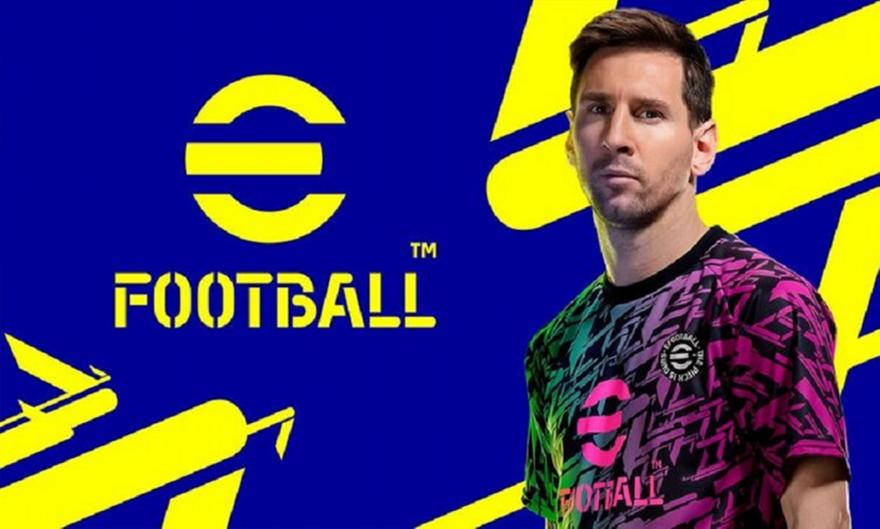 PES: Η KONAMI λανσάρει το δωρεάν eFootball!