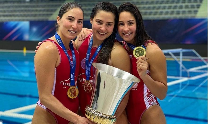 Ολυμπιακός: Συνεχίζουν μέχρι το 2024 οι αδερφές Πλευρίτου