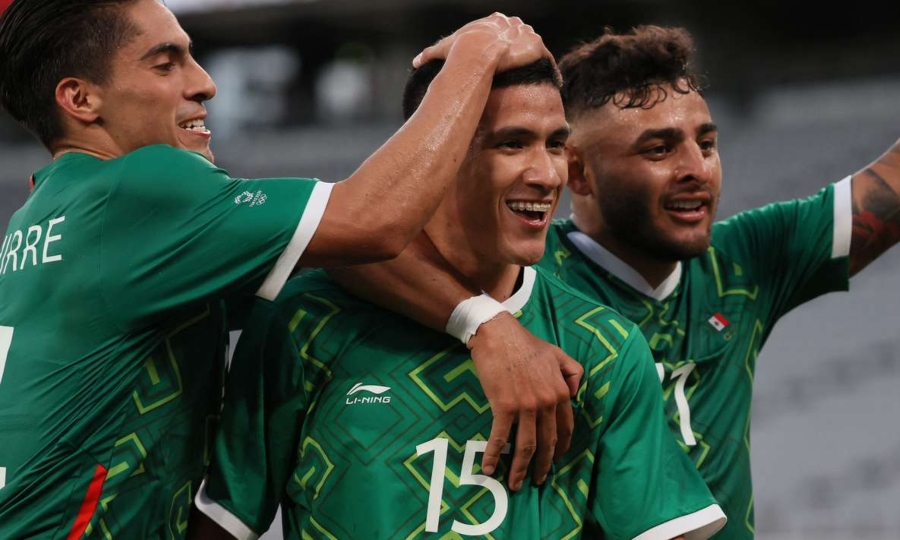 Ολυμπιακοί Αγώνες: Μεξικό-Γαλλία 4-1