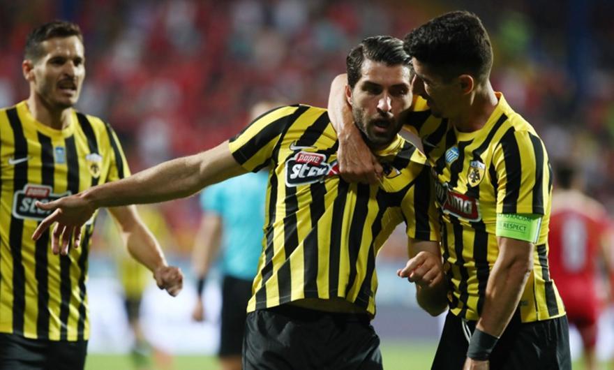 Ανσαριφάρντ: Το 1ο γκολ ελληνικής ομάδας στο Conference