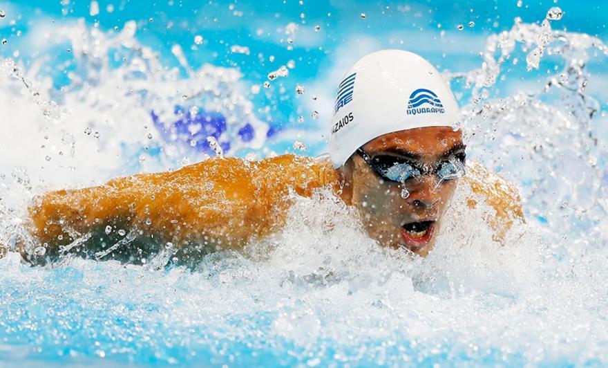 Κολύμβηση: Αποκλείστηκε ο Παπαστάμος