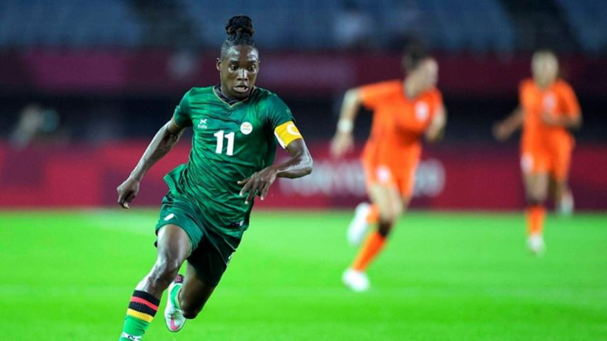 Τόκιο: Η Μπάντα πέτυχε 6 γκολ σε 2 ματς για τη Ζάμπια
