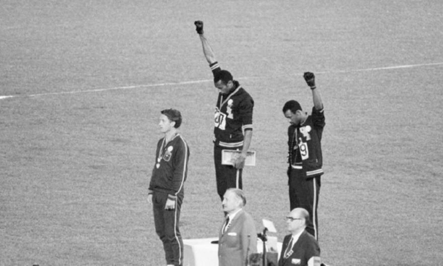 Ολυμπιακοί Αγώνες 1968: Black Power Salute