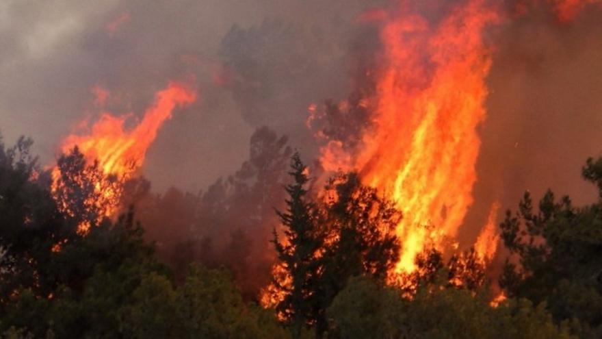 Κόρινθος: Συνελήφθη άντρας για τη φωτιά στο Καλέντζι