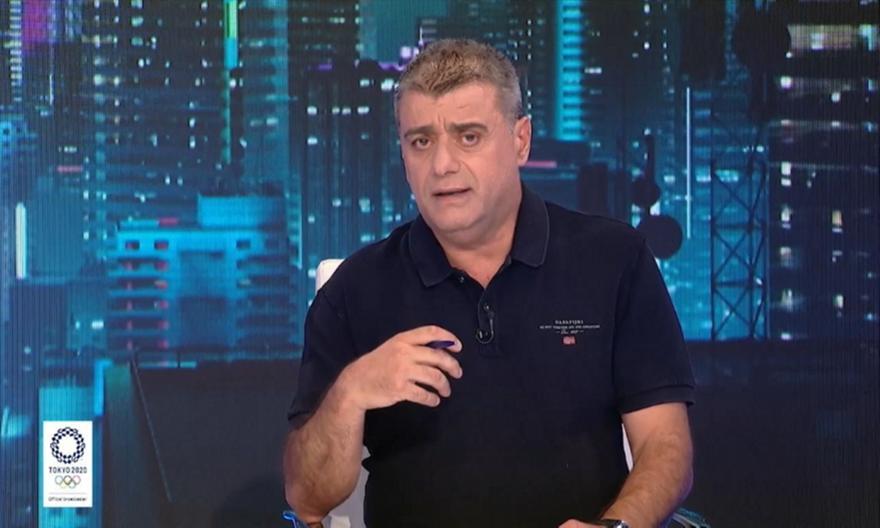 Λυκουρόπουλος:Γιατί δεν μεταδόθηκε η πρόκριση του Πετρούνια
