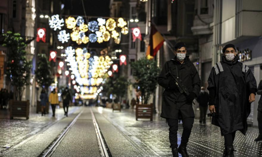 Τουρκία-κορωνοϊός: Τις 12.381 έφτασαν οι μολύνσεις