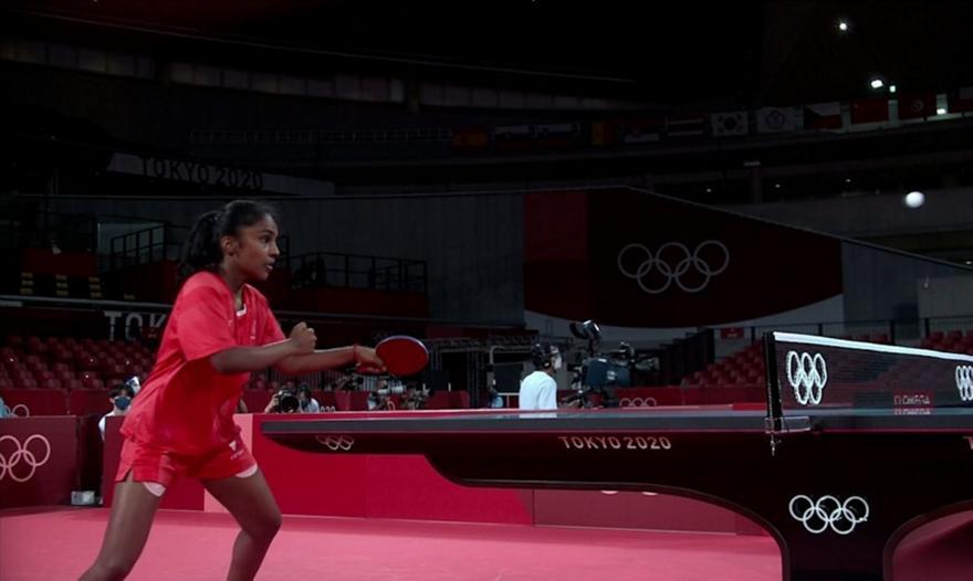 Ολυμπιακοί Αγώνες: Εντυπωσίασε η 16χρονη Πριτικά