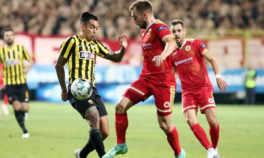 Τσακίρης: «Σκέψη του Μιλόγεβιτς για 4-4-2 με Καρίμ-Αραούχο»