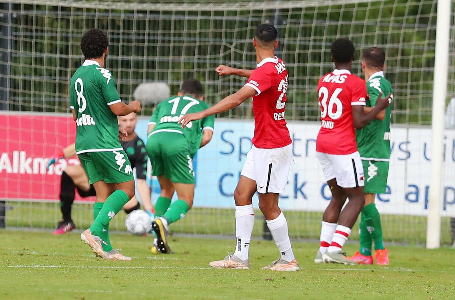 Άλκμααρ-Παναθηναϊκός 3-0