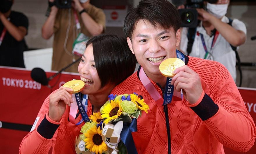 Τόκιο: Αδέρφια έγραψαν ιστορία με δύο χρυσά μετάλλια