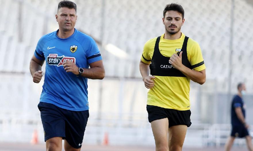 AEK: Παραμένουν εκτός Γαλανόπουλος και Λάτσι
