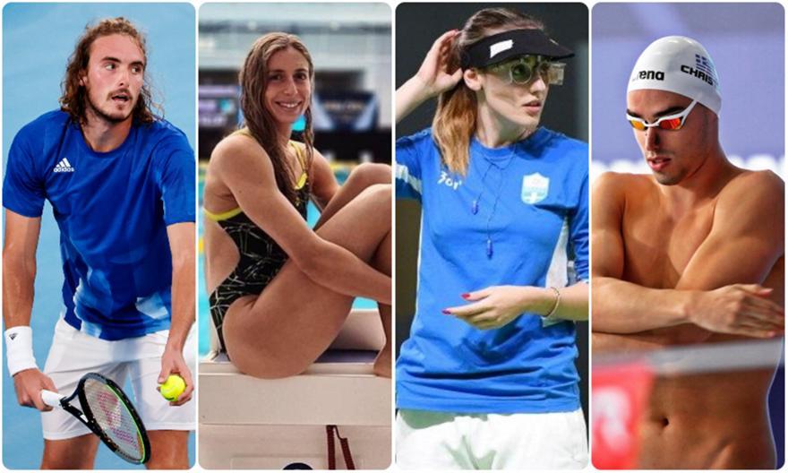 Ολυμπιακοί Αγώνες: Απολογισμός Κυριακής για τους Έλληνες