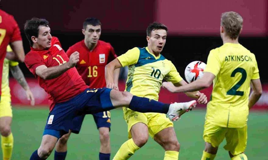 Νίκησε την Αυστραλία με Ογιαρθάμπαλ η Ισπανία