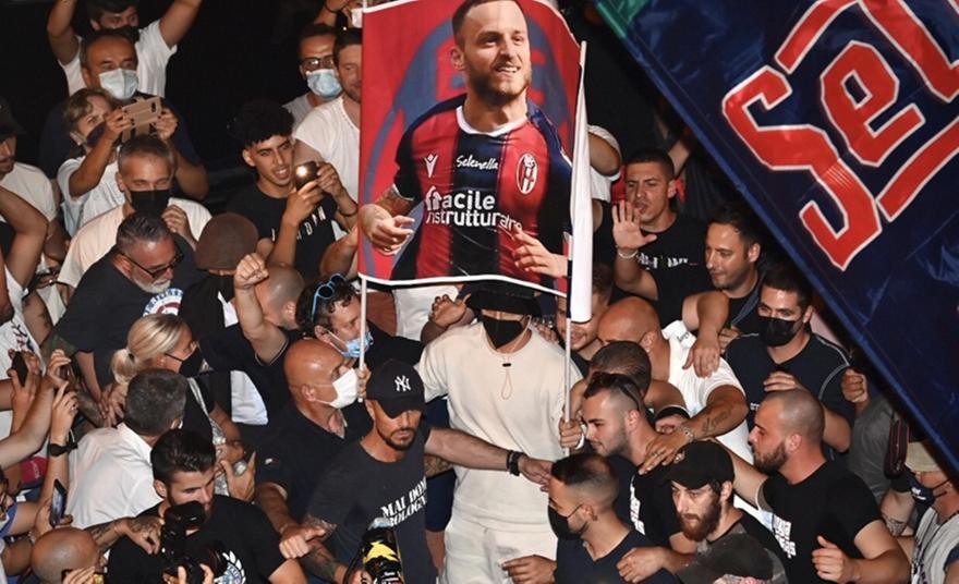 Μπολόνια: Έκαναν τη νύχτα… μέρα για τον Αρναούτοβιτς