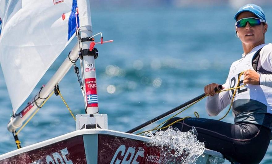 Ολυμπιακού αγώνες: 2η μετά από 4 διαδρομές η Καραχάλιου
