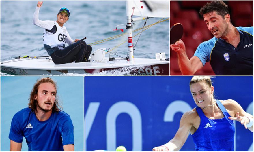 Ολυμπιακοί Αγώνες: Το πρόγραμμα της Τρίτης (27/7)