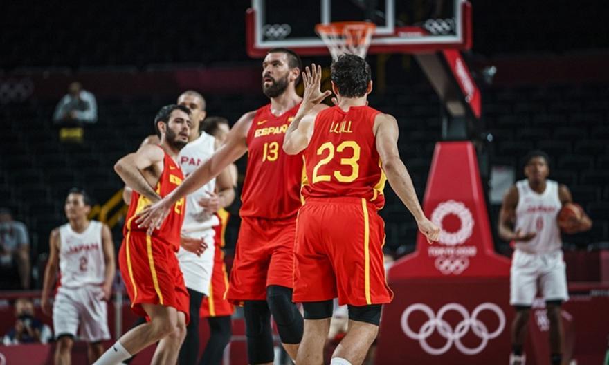 Ιαπωνία-Ισπανία 77-88