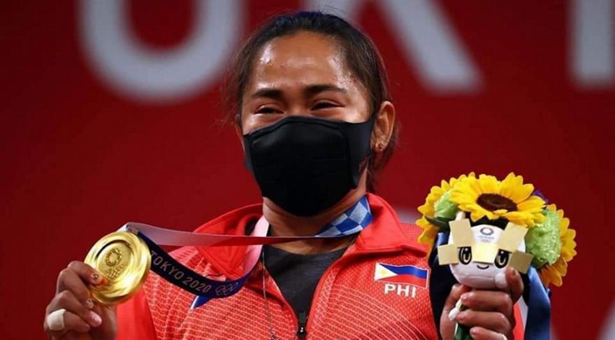 Φιλιππίνες: Πρώτο χρυσό στους ΟΑ, το πήρε η Χιντιλίζ Ντίαζ!