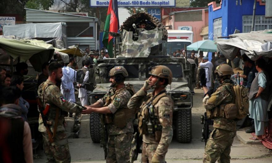 Αφγανιστάν: 22.000 οικογένειες εγκατέλειψαν τις εστίες τους