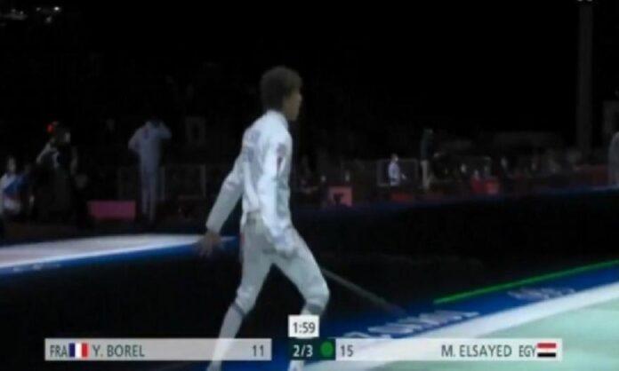 Ολυμπιακοί Αγώνες: Ξιφομάχος πανηγύρισε αλά Κριστιάνο!