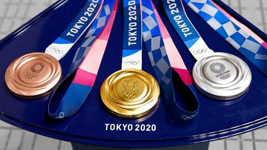 Ολυμπιακοί Αγώνες: Ο πίνακας μεταλλίων μετά την 3η ημέρα