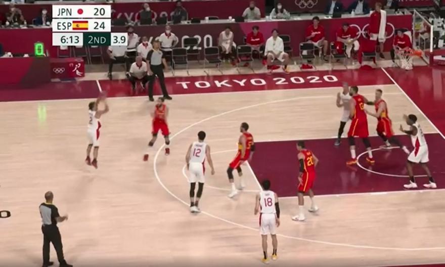 Ιαπωνία-Ισπανία: Τογκάσι από το... σπίτι του!