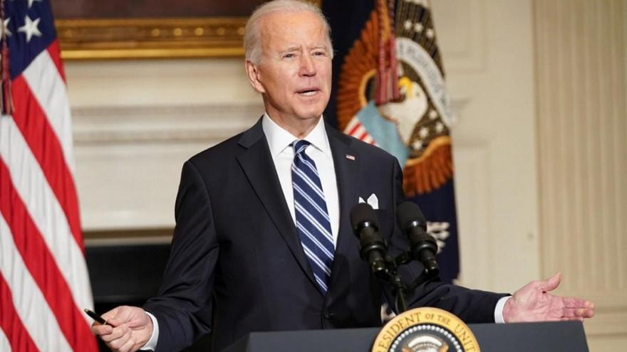 Μπάιντεν:Ανακοίνωσε το τέλος της αποστολής των ΗΠΑ στο Ιράκ