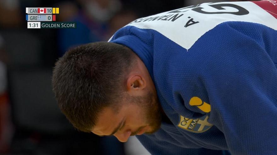 Αλέξης Νταντατσίδης: Εκτός συνέχειας στο τζούντο