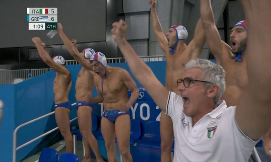 Το τρομερό comeback της Ιταλίας κόντρα στην Ελλάδα
