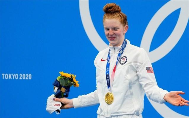 100μ πρόσθιο: Η 17χρονη Τζέικομπι το χρυσό