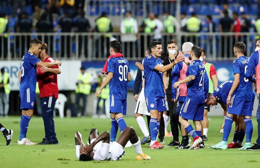 Βαθμολογία UEFA: Ανάσα από την πρόκριση του Ολυμπιακού